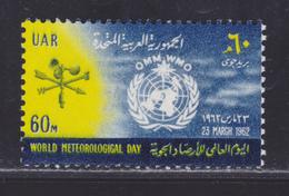 EGYPTE AERIENS N°   86 ** MNH Neuf Sans Charnière, TB (D5880) Journée Météorologique Mondiale - Posta Aerea