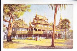 BURMAH MYANMAR TUCK'S - Myanmar (Burma)