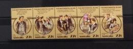 Australia -1983 FOLKLORE STRIP SET - 1980-89 Elizabeth II