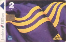 TARJETA TELEFONICA DE LETONIA, (014) - Letonia