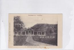 NOUVELLES HEBRIDES. CAMPAGNE DU KERSAINT. 21. HOSPITAL D'AMBRYM. G.DE BECHADE.-RARISIME-DELUXE ETAT-BLEUP - Vanuatu