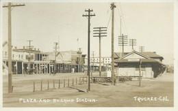 Plaza And Railroad Station /Truckee - Verenigde Staten