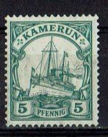 Kamerun 1900 // Mi. 8 * - Kolonie: Kamerun