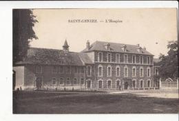 France 04 - SAint Geniez - L'Hospice :   Achat Immédiat - Frankreich
