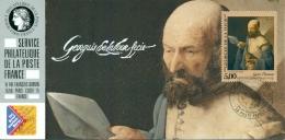 CM-CP111-Carte Maximum Card- Carte Expo-Exhibition Card # 1993-France # IBM SINDELFINGEN´93  (DE)  # Georges De La - 1990-99
