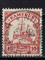 Kamerun 1900 // Mi. 9 O - Colonie: Cameroun