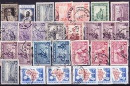 Ruanda-urundi Kleine Verzameling G, Zeer Mooi Lot K788 - Timbres
