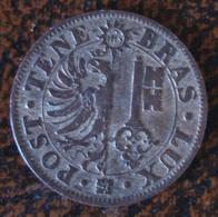 (J) SWISS CANTONS - GENEVE: 4 Centimes 1839 XF (2576)  SALE!!!!! - Suisse
