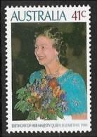 AUSTRALIA 1990 - 64th Anniv. QUEEN ELIZABETH II - Mi 1202 MNH ** Neuf K337 - Ungebraucht