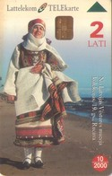 TARJETA TELEFONICA DE LETONIA, (045) - Letonia