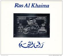 Ras Al Chaima Prueba De Plata - Ras Al-Khaimah