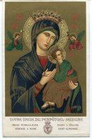 Image Miraculeuse Vénérée à Rome Dans L'Eglise Saint Alphonse  (CPV771) - Images Religieuses