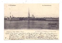 RU 190000 SANKT PETERSBURG, Panorama, 1904 - Russland