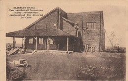 80 - BEAUMONT HAMEL - Parc Commémoratif Terreneuvien Maison Terreneuvienne - France