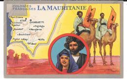 Cpa Colonies Françaises - La Mauritanie . - Mauritania