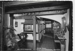 """AK 0871  Dornbirn -  Wein- Und Grillstuben """" Rotes Haus """" / Foto Winsauer Um 1950-60 - Dornbirn"""