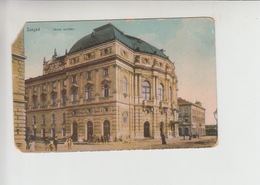 Szeged, THEATRE Used 1910 Postcard (st302) Damaged - Hungary