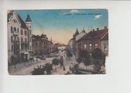 Szeged, Used 1915 Postcard (st303) Damaged - Hungary
