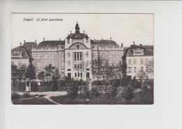 Szeged, Used 1915 Postcard (st308) - Hungary