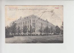 Szeged, Used 1906 Postcard (st311) - Hungary