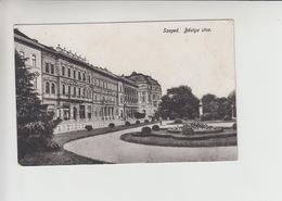 Szeged, Used 19?? Postcard (st312) - Hungary