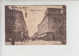 Szeged, Used 1916 Postcard (st313) - Hungary