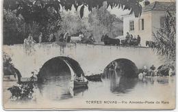 Portugal - Torres Novas - Rio Almonda - Ponte Do Raro - Santarem