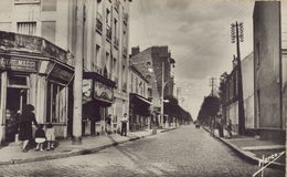 Bondy : Rue Edouard Vaillant - Bondy