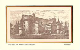 BRAINE-LE-CHATEAU (1440) : Le Château De Robiano. CPA. - Braine-le-Château