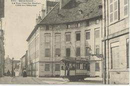 Besançon - La Rue Charles Nodier Côté De L'hôpital - Besancon