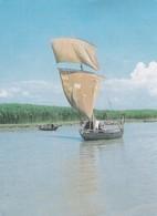 CARTOLINA - POSTCARD - BANGLADESH - BOATS - Bangladesh