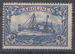 Karolinen Minr.17 Mit Falz - Kolonie: Karolinen
