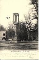 BRAINE-LE-CHATEAU (1440) : Maison Seigneuriale Et Pilori Avec Lanterne Du Début Du XVIe Siècle. CPA Précurseurs Rare. - Braine-le-Château