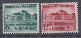 DR Minr.673-674 Postfrisch - Deutschland