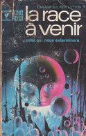 Science Fiction Marabout La Race à Venir Celle Qui Nous Exterminera N°438 Edward Bluwer Lytton 1973 - Marabout SF