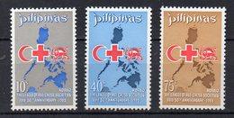 PHILIPPINES  Timbres Neufs ** De 1969 ( Ref5177 )  Croix Rouge - Philippinen