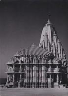 CARTOLINA - POSTCARD - INDIA - SOMNA TEMPLE GUJARAT - India
