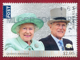 Australia 2017 $2.95 Queen's Birthday Used - 2010-... Elizabeth II