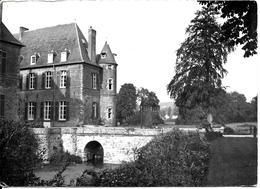 BRAINE-LE-CHATEAU (1440) : Les Douves Du Château De Braine-le-Château. CPSM Assez Rare (carte Photo). - Braine-le-Château