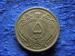 IRAN 5 DINARS 1310/1931, KM1123 - Iran