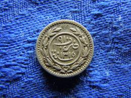 YEMEN KATHIRI STATE 6 KHUMSI 1315/1897, KM215 - Yemen