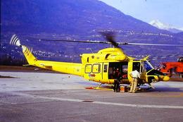 DIAPOSITIVA  SLIDE  Elicottero Ab 412 ELILARIO - Diapositives (slides)