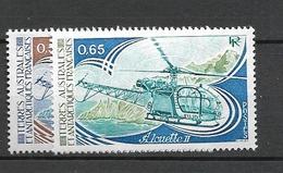 1981 MNH TAAF - Terres Australes Et Antarctiques Françaises (TAAF)