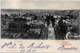 CPA Lituanie Lituania Circulé Kowno Kaunas - Lithuania