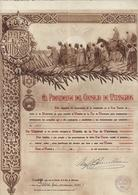 Maroc Espagnol Diplôme Presidente Del Consejo Ministros Medalla Paz De Marruecos Grande Chancellerie Légion D'honneur - Marruecos Español