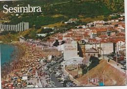 PORTUGAL-  Sesimbra - Vista Parcial De Sesimbra. - Setúbal