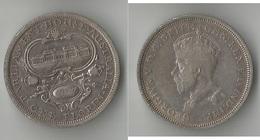 AUSTRALIE  1 FLORIN 1927 ARGENT RARE ! - Monnaie Pré-décimale (1910-1965)