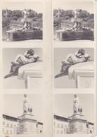Stereo-Fotos Statuen Skulpturen Italien (33766) - Stereoscopic