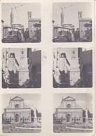 Stereo-Fotos Florenz Firenze - Div. Ansichten (33767) - Stereoscopic