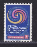 PEROU AERIENS N°  195 ** MNH Neuf Sans Charnière, TB (D5901) Foire Internationale Du Pacifique à Lima - Pérou